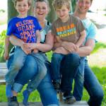Familie den Boer | Bed & Bubbels